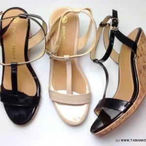 3 mẫu sandal không bao giờ lỗi mốt