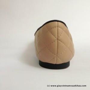 1 2 300x300 Giày bệt nữ STRADIVARIVARIUS màu nude đen GB66.DE.37