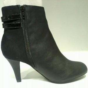 Boot cao gót nữ GOOD FOR THE SOLE SPIRIT cổ ngắn đế thấp BB57