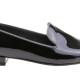 Giày bệt nữ VNXK BATA màu đen GB01