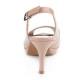 Peep Toe Stiletto Heel Wide Fit Slingback Shoes12
