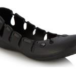 Sandal nữ bệt VNXK CROCS mùa đen X92