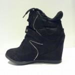 Boot nữ VNXK CHELSEE GIRL đế xuống BB022.DE.39