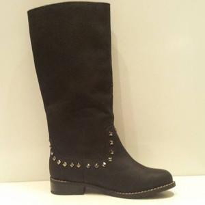 Boot nữ VNXK UNIT đế thấp cổ cao BB026.DE.37