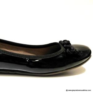 Giày Bệt Nữ GB094.DE .37 31 300x300 Giầy bệt VNXK Tamaris GB094.DE đen da bóng