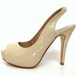 Giày cao gót hở  mõm XK Next  -HM007.BE.38 (2)