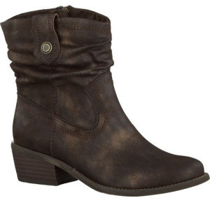 Marco Tozzi Mocca Met Ankle Boot 1024x1024 300x293 Marco Tozzi   Mocca Metallic Ankle Boots