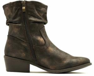 marco tozzi polokozacky 1024x1024 300x245 Marco Tozzi   Mocca Metallic Ankle Boots