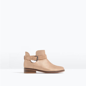 boots zara kid