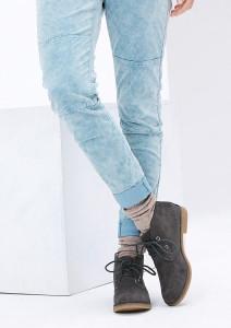 derby schuhe im wildleder look grau schwarz 101.609.101.26111.212 outfit 212x300 Ankle bốt lót lông da lộn Việt Nam Xuất Khâu BB718.XA.37