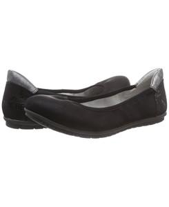 shop s oliver women s 22119 ballet flats black schwarz black comb 098 7638 28407 500x612 0 245x300 Giày bệt BALLET S.oliver Việt Nam Xuất Khẩu GB703.ĐE.39