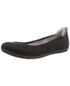 shop s oliver women s 22119 ballet flats black schwarz black comb 098 7638 6746 500x612 0 245x300 Giày bệt BALLET S.oliver Việt Nam Xuất Khẩu GB703.ĐE.39