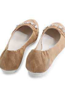 flexible ballerinas mit applikation braun 101.701.102.22117.440 d2 212x300 Giầy bệt ballet s.oliver Việt Nam Xuất Khẩu GB707.NA.37