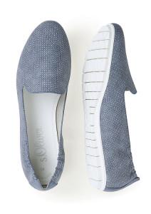slipper blau 101.701.107.24620.805 back 212x300 Giày slipper S.oliver Việt Nam Xuất Khẩu NO708.XA.36